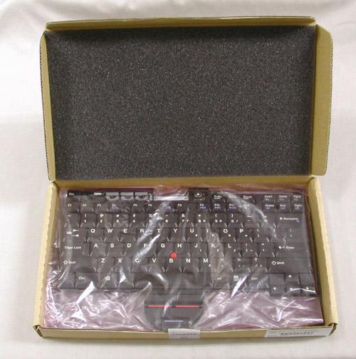 ThinkPadi1200 ThinkPad130専用 USキーボード 02K5577