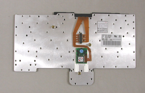 ThinkPadA20m A20p専用 USキーボード 02K5034