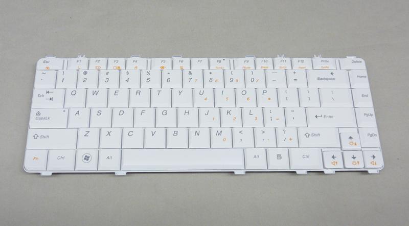 IdeaPad Y450, Y550用 USキーボード新品バルク