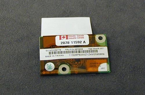 モデムドータカード 26P8256 未チェック