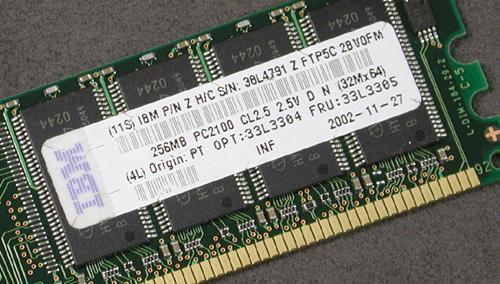 IBM純正 デスクトップ用 33L3304中古