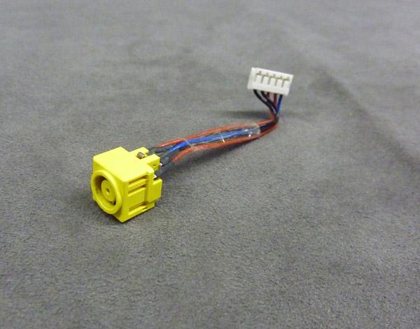 ThinkPadT61 T61p15.4インチモデル専用DCジャック中古