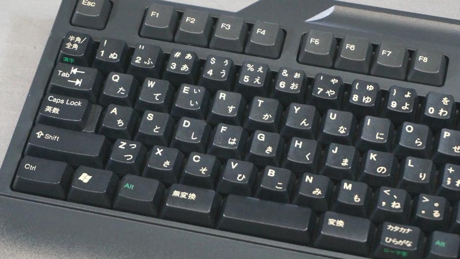 外付け IBM フルキーボード 89P8320 PS/2コネクタ