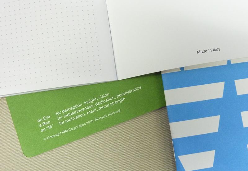Eye Bee M ノートブック3冊セット