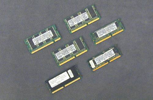 SODIMM PC100-256M 33L3069 互換品 中古