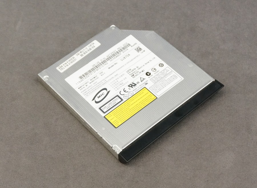 ThinkPadSL300 引き抜き品マルチドライブ 41W0030