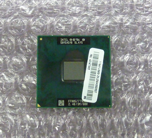 42W7963 SLAYQ (Intel Core 2 Duo T8300)