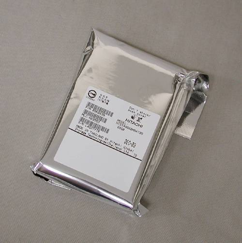 ThinkPad用 新品バルクHDD IDE 5400回転 80G