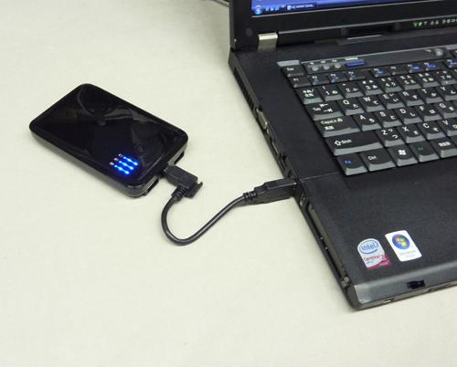 USBケーブル(A:ミニBタイプ)